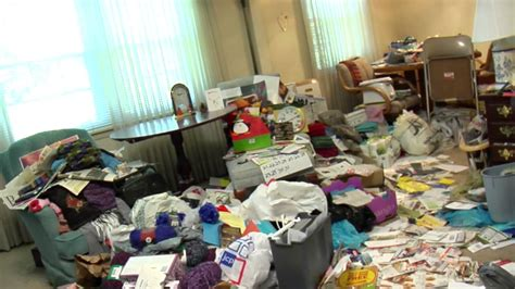 Hoarding: Barriers to Treatment - YouTube