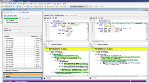 Toad® for Oracle   Leading Oracle database development tool